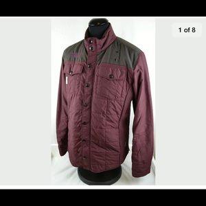 G-Star Raw Copeland jacket maroon XL